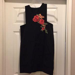 Boxy dress from boohoo